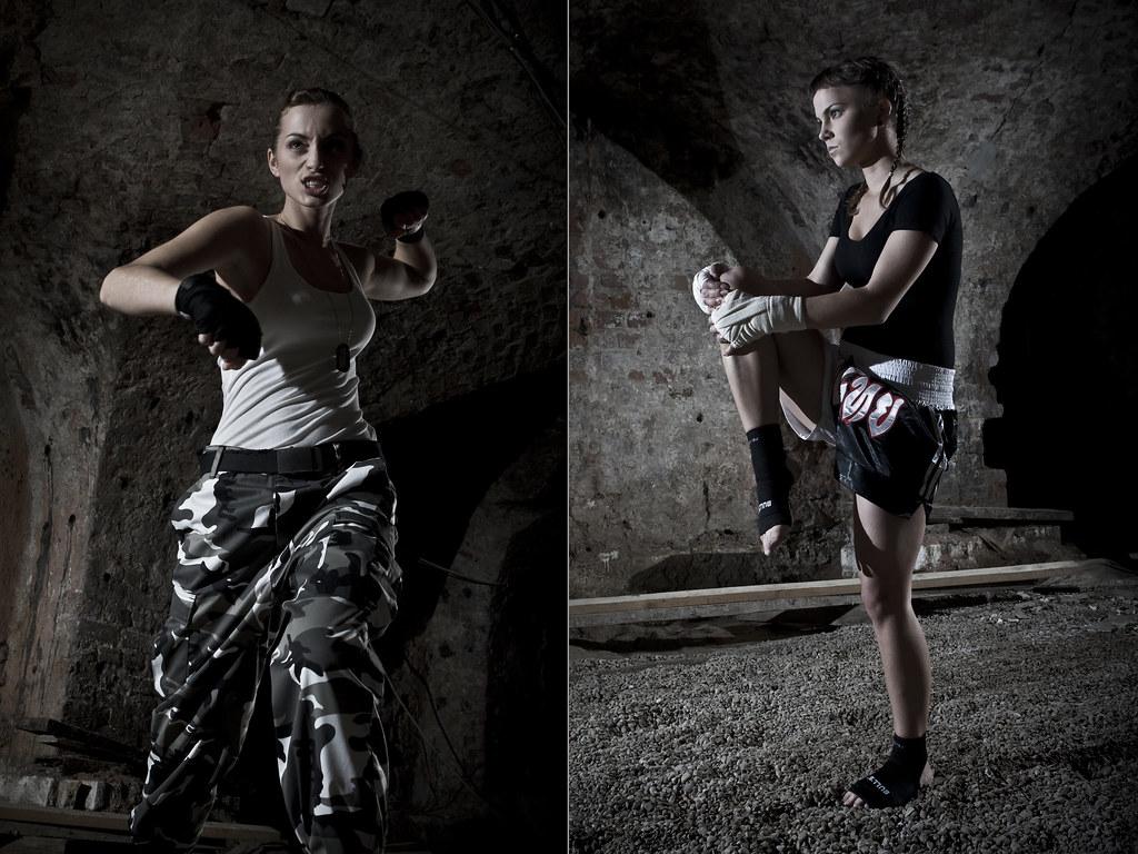Sieviešu MMA