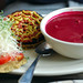 Ecopolitan Borscht and Eco Burger