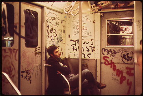 Subway Car.  05/1973 | by The U.S. National Archives