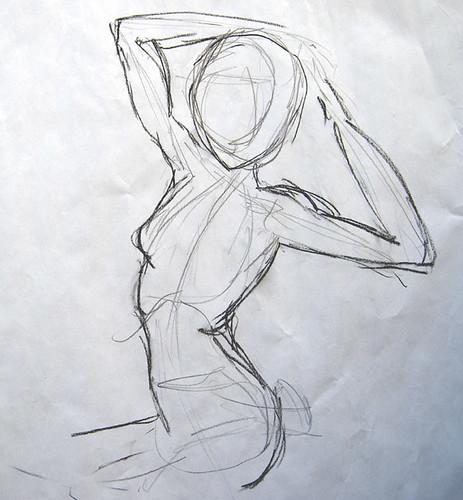 Abstract Life Drawing Life Drawing | Flickr Photo