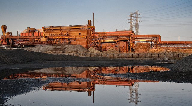 Rust Belt Reflection