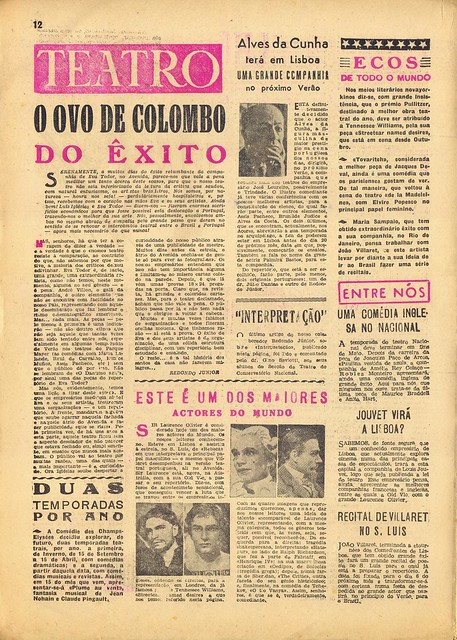 Século Ilustrado, No. 538, April 24 1948 - 11