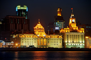 Hongkong and Shanghai Bank and Customs House | by Wolfgang Staudt