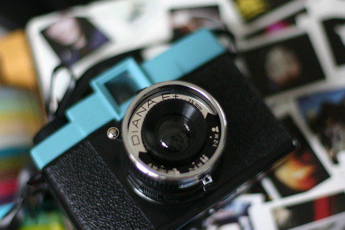 Prizes: Lomo Diana F+ and Instant Back | by Patrick Ng