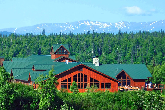 Princess McKinley Wilderness Lodge