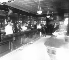 Unidentified Saloon, College Point, ca. 1905 | by Queens Borough Public Library - Archives