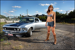 The Beauty and the Beast #17 : Mustang 1969 Coupe | by exxodus