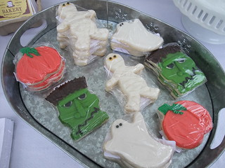 Monster Cookies from Sassafras Bakery 10/24/09 | by swampkitty