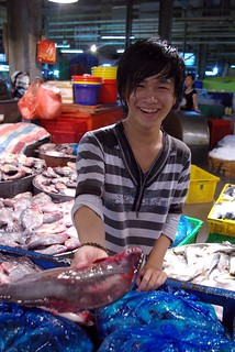 Young Fishmonger | by The Hungry Cyclist