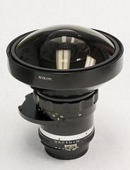 Nikon/Nikkor 8mm f/2.8 AI Circular Fisheye