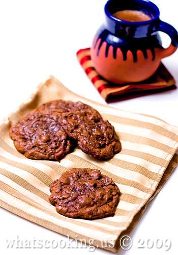 Champurrado and caramel cookies | by arimou0