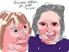 Maureen Nathan by bhlogiston