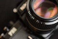 Mamiya 120/4 ♥ Nikon 50/1.2 by dre.gonzalez