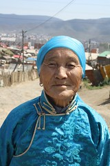 Elderly ger dweller in Mongolia | by East Asia & Pacific on the rise - Blog