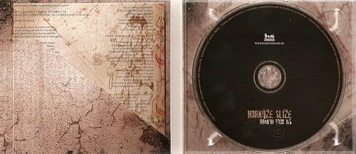 CD Horkýže Slíže - 54 Dole Hlavou
