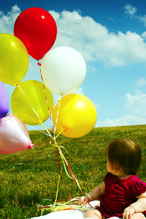 baby balloons 4 | by {Charlotte.Morrall}