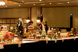 2009 National Gingerbread House Competition - Asheville, NC | by tamih