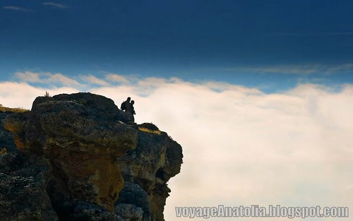 Above the Clouds | by voyageAnatolia.blogspot.com