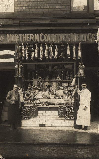 Northern Counties Meat Company, Shields Road, Byker c.1907