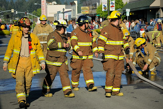 Firemen's Muster at Fortuna Rodeo Week | by Hyperflange Industries