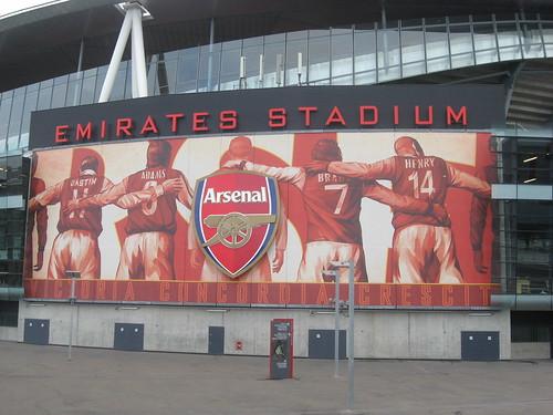 Emirates Stadium Poster L0906 Emirates Stadium Sep 09