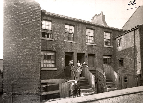 036525:Back Maling Street Byker Dept of Environmental Health c.1935