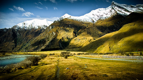 New Zealand Landscape | by Momento Creative