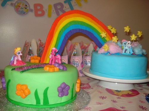 My Little Pony Birthday Cake  by The Cake Stop
