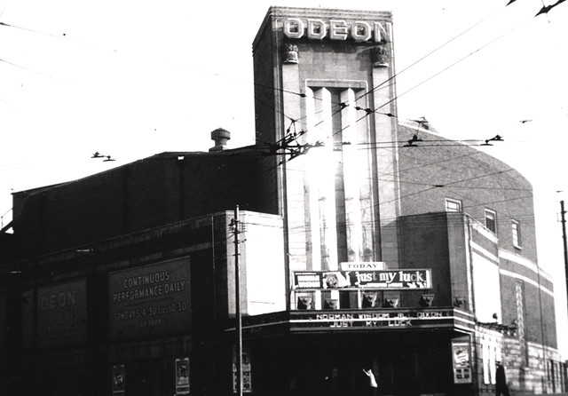 Odeon Cinema, Shields Road, Byker 1957-1958