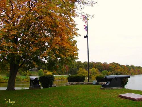 Fort Defiance,  Defiance Ohio
