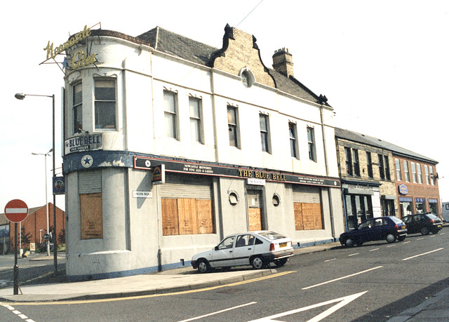 The Blue Bell, Shields Road, Byker, 1996