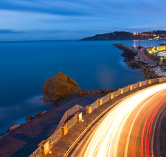 Long Exposure in Forio by Rocco V.A.