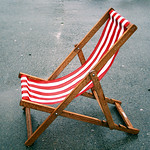 Who'd be an English deckchair?