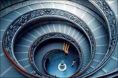 Vatican Stairs | by MarcelGermain