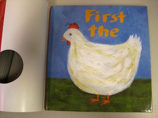 First the Egg by Laura Vaccaro Seeger with Jacket removed | by firstsecondbooks