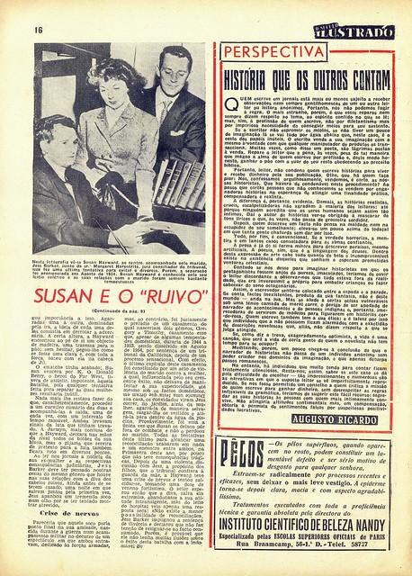 Século Ilustrado, No. 935, December 3 1955 - 15