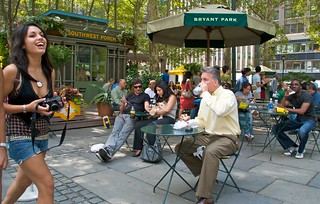 Summertime lunch at Bryant Park, Aug 2009 - 37 | by Ed Yourdon