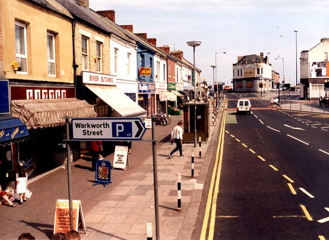 Shields Road, Byker 1996