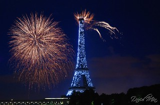 Paris - Eiffel Tower on July, 14th | by GlobeTrotter 2000