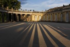 Sanssouci palace by Antti Tassberg