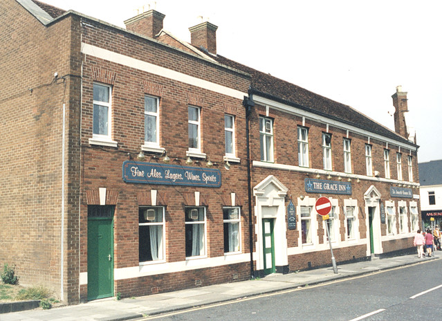 The Grace Inn, Robinson Street/Shields Road 1996