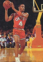 Ron Harper 1986 | by Cavs History