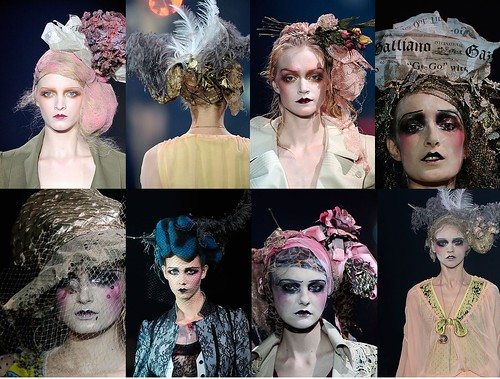galliano face love | by style rookie