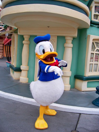 Donald Duck in Toontown | by Castles, Capes & Clones