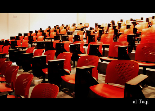 Perspective: Lecture hall | by Taqirumi
