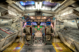 Shuttle Cockpit, Space Center Houston | by DaveWilsonPhotography
