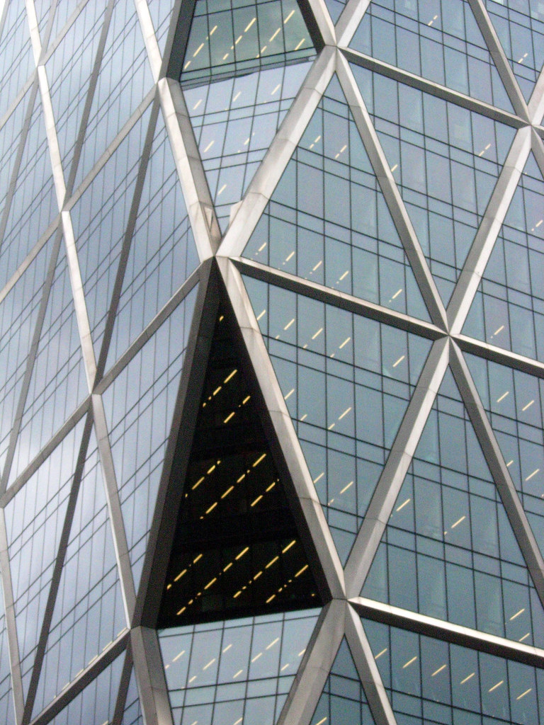Hearst Tower Icefall Hearst Tower by Navema