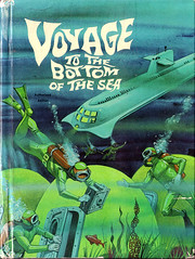 Voyage To The Bottom Of The Sea Juvenile Hardback | by modern_fred