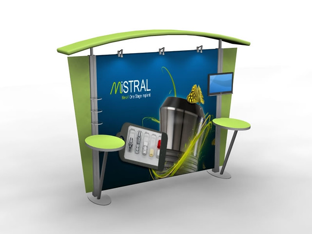 Exhibition Stand With Tv : Trade show displays exhibit design custom booth flickr
