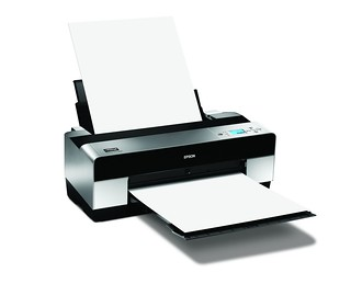 Epson Stylus Pro 3880 Right Angle 17x22 | by Epson America